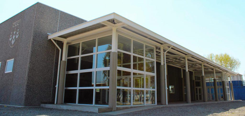 Finalización de Construcción de Gimnasio Colegio Los Cipreses - Lo Miranda