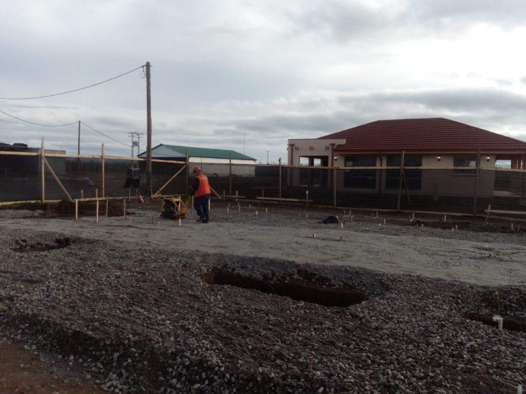 Proyecto Obras Civiles Oficina Técnica Campo Parral